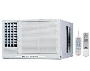 【三洋 SANLUX】4-6坪 窗型冷氣 SA-R28B