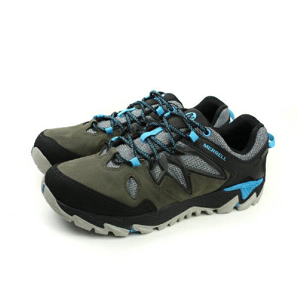 HUMAN PEACE:MERRELLALLOUTBLAZE2GTX運動鞋多功能鞋灰色男鞋ML09403no857
