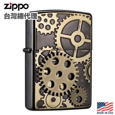 Zippo Gear BSB 防風打火機
