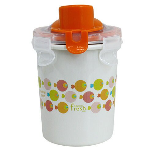 美國 Innobaby stainless cup 8OZ 不鏽鋼喝水杯 不銹鋼水杯 【橘色】