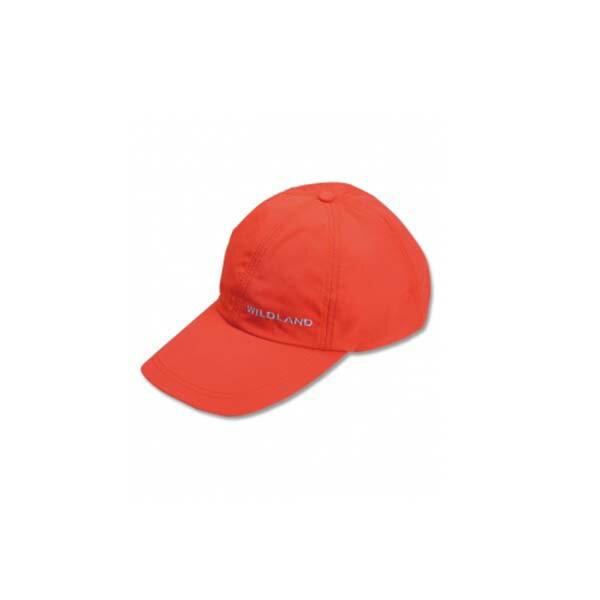 《台南悠活運動家》荒野 W1013 -76中性抗UV透氣棒球帽 -亮橘色