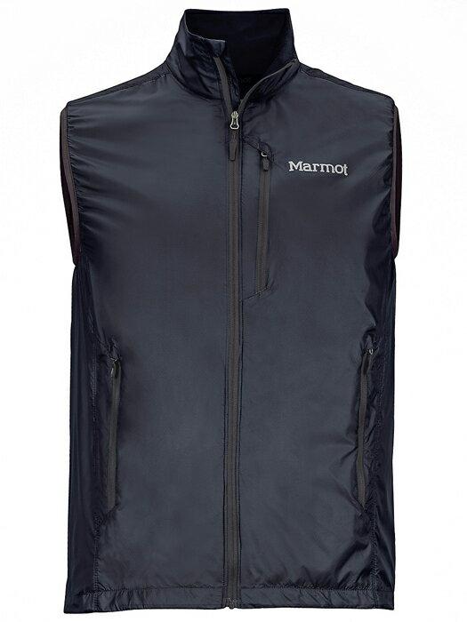 【鄉野情戶外用品店】 Marmot |美國| 土撥鼠 Ether Driclime 輕量風衣外套 男款/背心外套 路跑外套 運動外套/52490
