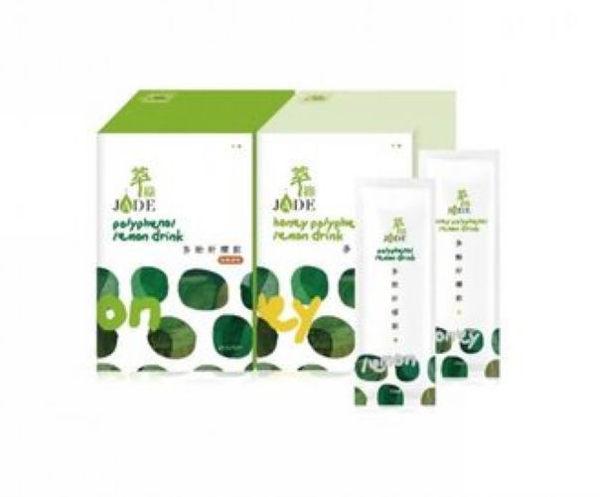達觀萃綠多酚䊹檬飲(原味蜂蜜檸檬)15mlx30包