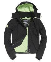 Superdry極度乾燥-女外套推薦到10月秋季購物節↘ ↘全店滿4000再折200!『英國限定-萊姆綠』 Superdry 極度乾燥 Pop Zip Arctic SD-Windcheater 連帽防風夾克就在SIMPLE推薦Superdry極度乾燥-女外套