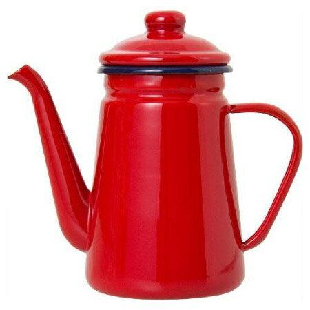 琺瑯咖啡壺 1.1L ENABE023RE NITORI宜得利家居 2