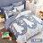 【滿額領券折120】100% 精梳純棉雙人四件式床包被套組 Pure One【獨家+339加購三麗鷗保冷保溫杯】韓系網美風 多款任選 宅配 超取免運 9
