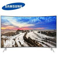 Samsung LED電視推薦到【SAMSUNG 三星】 65吋UHD 聯網黃金曲面超4K電視 UA65MU8000/UA65MU8000WXZW (含標準安裝)【三井3C】就在SANJING三井3C推薦Samsung LED電視