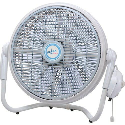 【伊娜卡】14吋多樣式循環涼風扇 ST-5189
