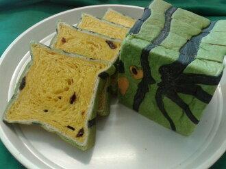 丹妮莎麵包花園- 小玉西瓜吐司 7片一包