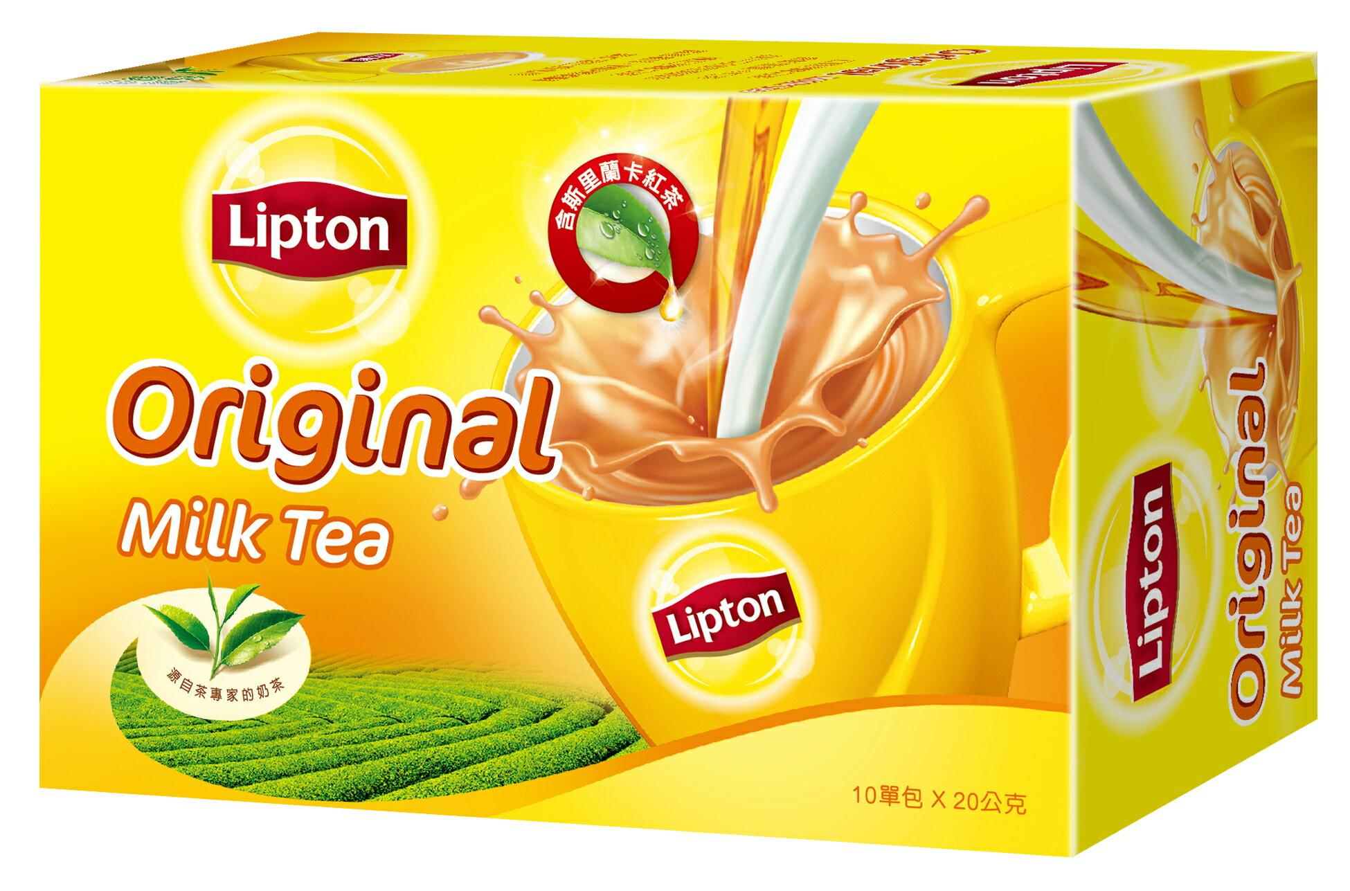 立頓奶茶隨身包10入