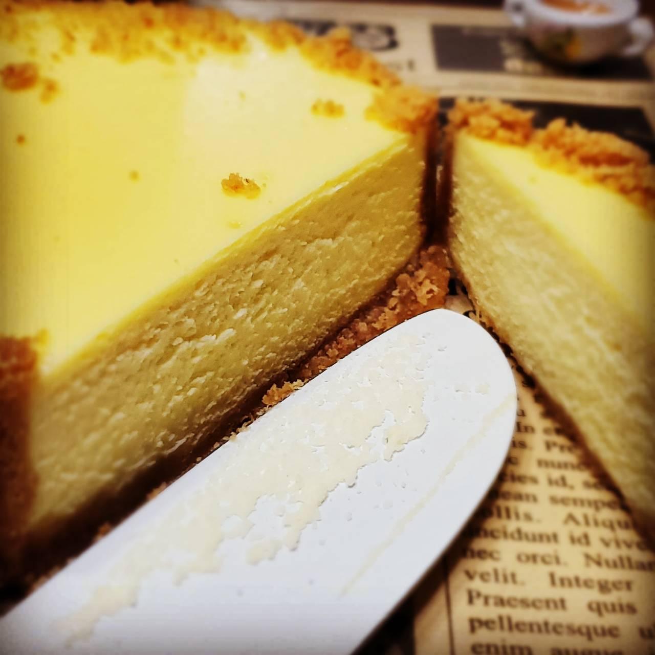 [糕中生2年1班]  原味重乳酪  6吋   甜點  下午茶 點心 蛋糕 芝士蛋糕