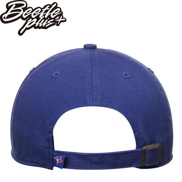 BEETLE 47 BRAND 老帽 多倫多藍鳥 TORONTO BLUE JAYS DAD 大聯盟 MLB 藍 MN-407 2