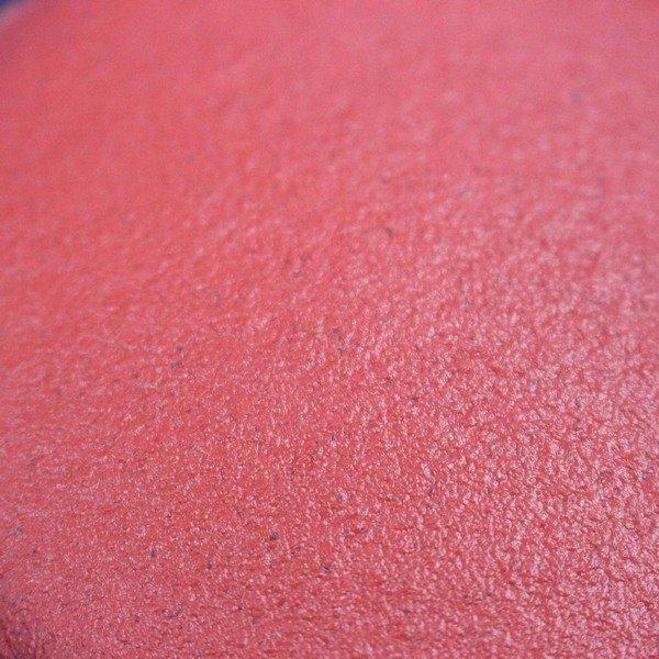 萬年紅艾絨印泥 (小)直徑約5.2cm / 一盒12個入(定90) MIT製 萬年紅印泥 朱肉 3