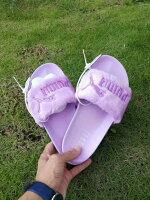 PUMA運動品牌推薦PUMA運動鞋/慢跑鞋/外套推薦到Fenty x Puma By Rihanna Fur Slide 蕾哈娜聯名 女款