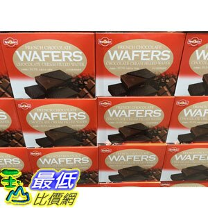 [104限時限量促銷] COSCO NEW CHOICE 巧克力夾心酥130公克X12盒入 C105570