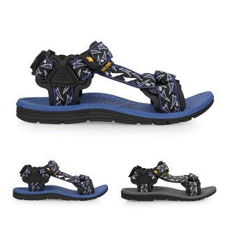 SOFO 男運動涼鞋(海邊 海灘 沙灘 戲水【02016529】≡排汗專家≡