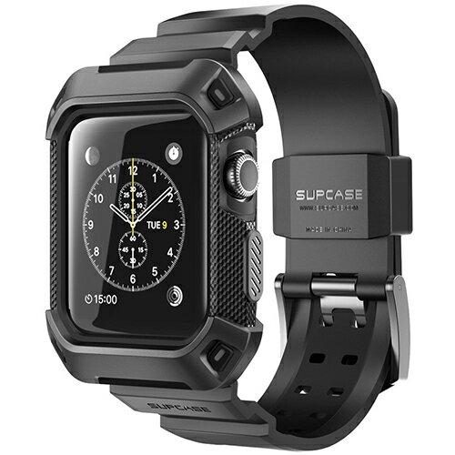 【美國代購】Apple Watch 2 Case, SUPCASE 42mm保護殻 含錶帶 for Apple Watch Series 2 2016 及 2015 Edition