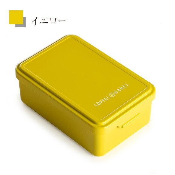 日本製LoFFEL & GABEL 繽紛便當盒 午餐盒  600ml 可微波  / ibplan-sab-2297  /  日本必買 日本樂天代購直送(2538)。滿額免運 /  件件含運 8