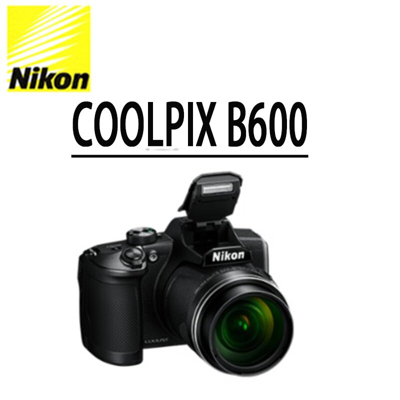 ★分期0利率★NIKON COOLPIX B600 數位相機公司貨(至8 / 31前 上網登錄送鳥類圖鑑兩本) 1
