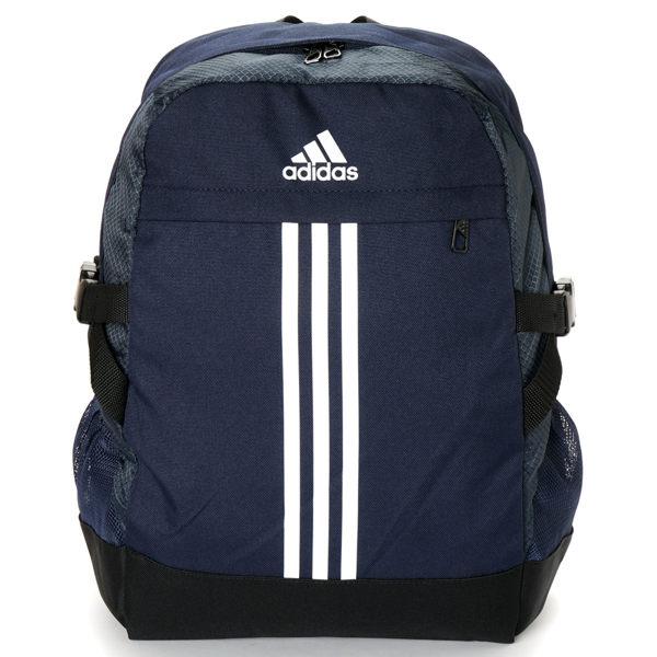 ADIDAS BP POWER III M 背包 後背包 雙肩 經典 休閒 黑 深藍 【運動世界】AY5092