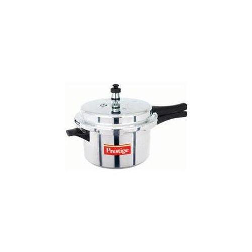 Prestige 5.5 Liter Deluxe Alpha Stainless Steel Pressure Cooker