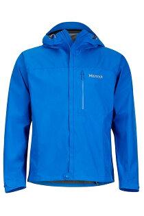 【【蘋果戶外】】Marmot31020-3963寶藍色美國男KnifeEdgePacliteGORE-TEX土撥鼠防水外套GTX防風外套風衣雨衣風雨衣