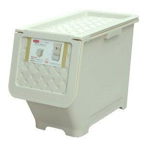 kEYWAY聯府KGB-301藤直取式30L整理箱 半掀蓋 整理箱 美之箱 玩具櫃 娃娃 床頭 書櫃(伊凡卡 )