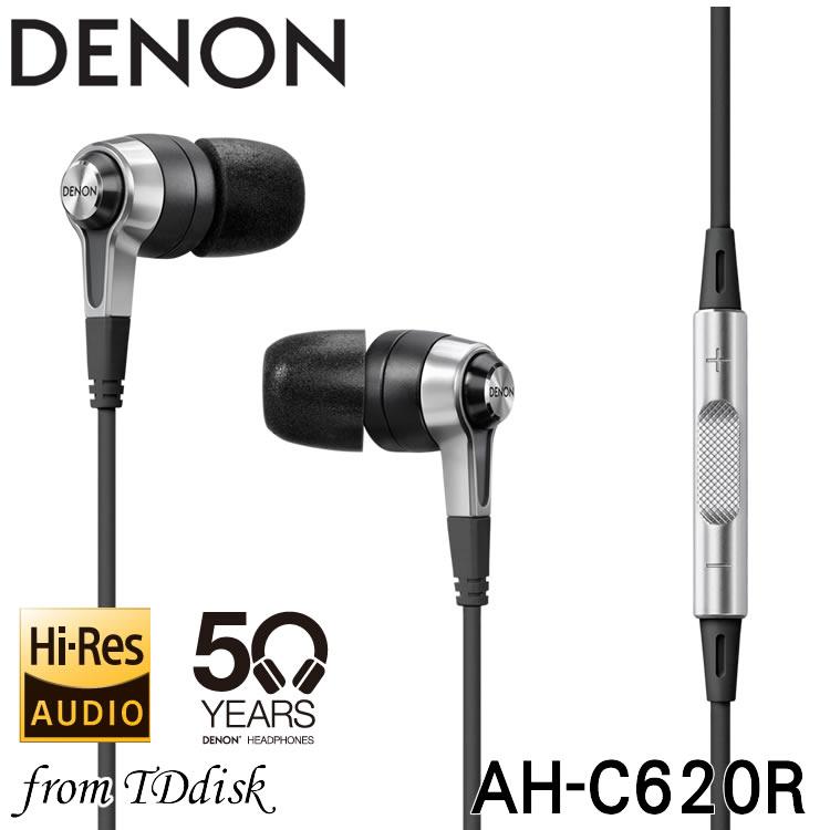 <br/><br/>  志達電子 AH-C620R DENON 耳道式耳機(公司貨) 手機 麥克風 線控 耳機 iPhone iOS<br/><br/>