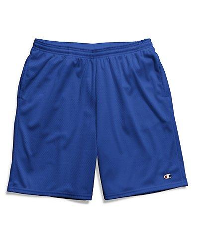 9ede61805d478 Hanesbrands: Champion Long Mesh Men's Shorts with Pockets   Rakuten.com