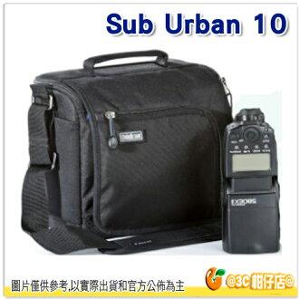 ThinkTank 創意坦克 Sub Urban 10 SU799 黑 城市背包 彩宣公司貨