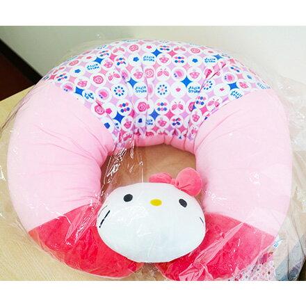 [敵富朗超市]Kitty和風多功能月亮枕 1
