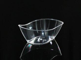 慕斯杯、奶酪杯、甜品杯、布丁杯、樹葉杯 B9540、MY9540(含透明蓋)25pcs