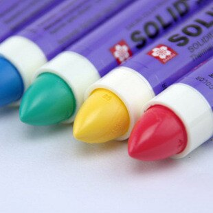 黃色櫻花SAKURA工業筆固態油漆筆固體記號筆#XSC3日本製造~耐高溫攝氏200度C★9色任選12支特價1008元