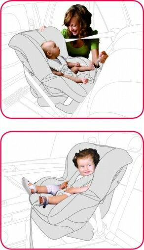 『121婦嬰用品館』納尼亞 汽座0-4歲 - 旗艦款 - 卡通動物系列 - 河馬粉 FB00386 2