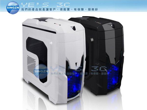 「YEs 3C」aibo 天行者 電腦機殼 U3/USB3.0/大板/SSD/Micro ATX/機殼/可裝長顯卡