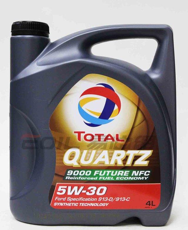 TOTAL QUARTZ 9000 NFC 5W30 合成機油 4L