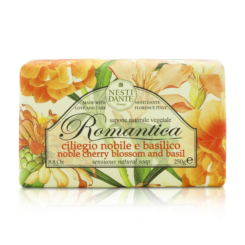 那是堤 Nesti Dante - 愛浪漫生活風系列 羅勒諾貝爾櫻花皂