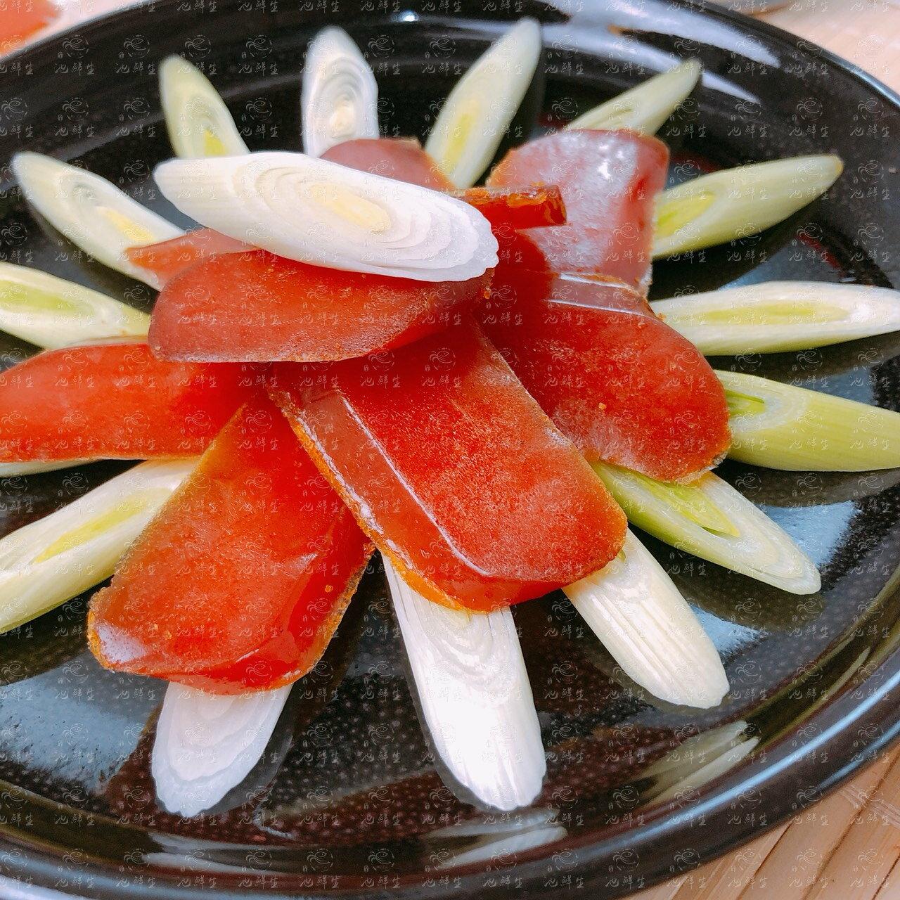 【池鮮生】頂級炙燒一口吃烏魚子