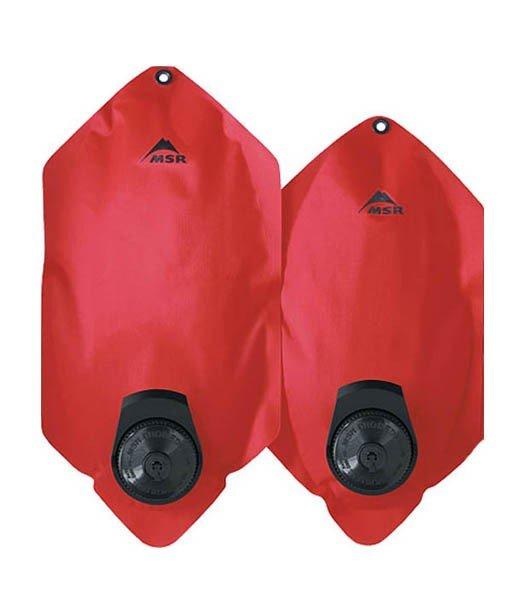 ├登山樂┤美國 MSR Dromedary? Bags Cordura輕量型水袋 紅 6L #MS-57055