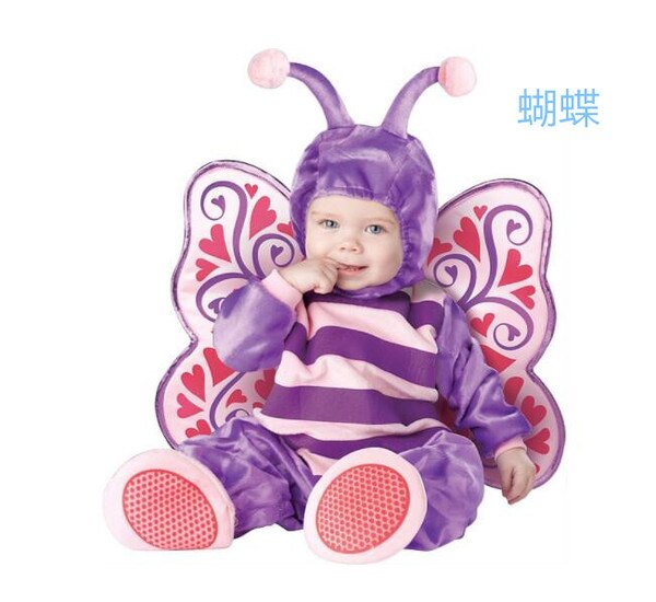 美麗大街【MB01E4】兒童套裝(蝴蝶款)