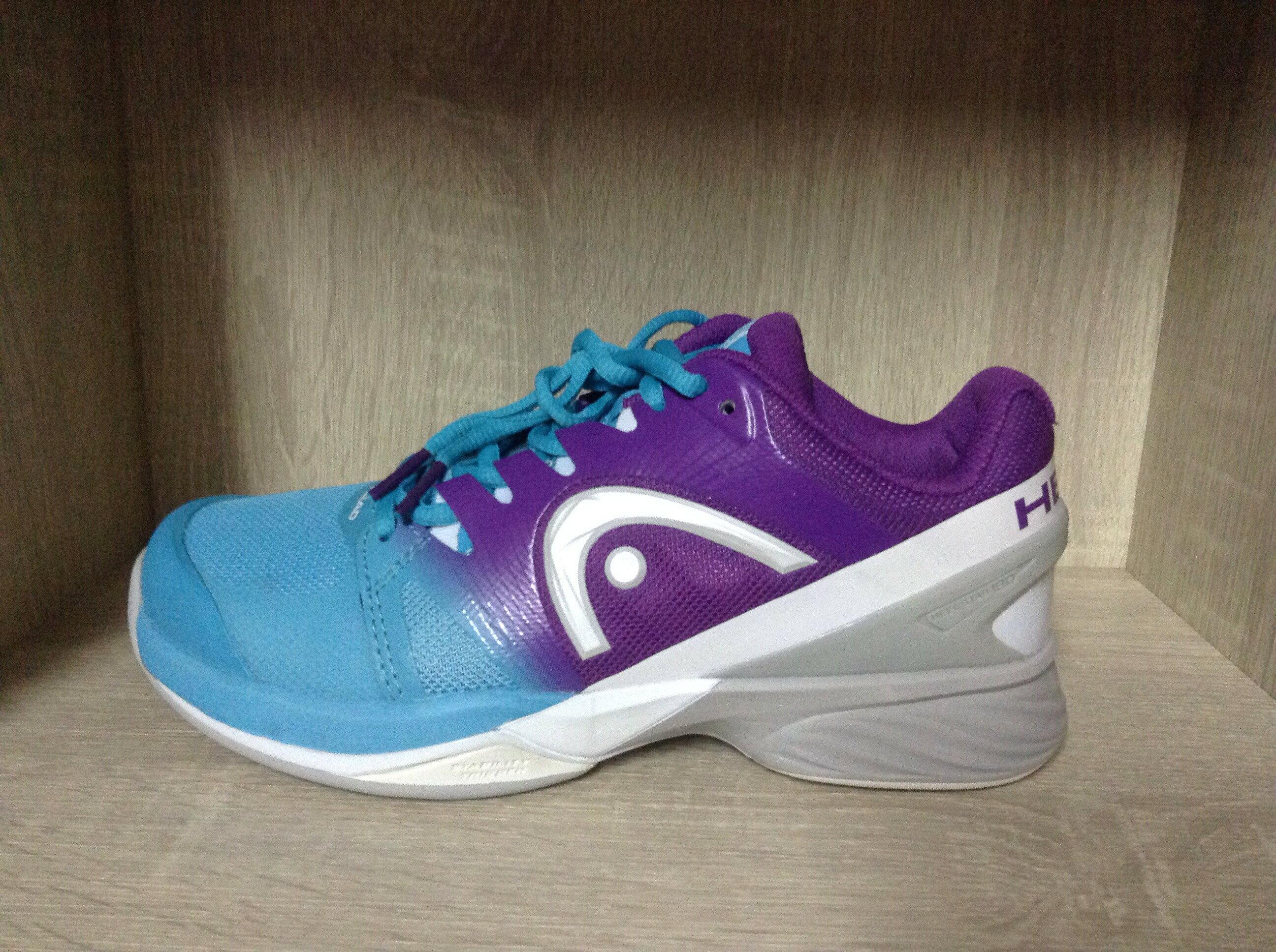 Head Nitro Pro專業女網球鞋