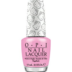 OPI Hello Kitty by OPI系列.夢幻姐妹花 NLH83 15ML ☆真愛香水★