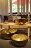 Upptäck Deco 手捶黃銅大碗 - 全三個尺寸【7OCEANS七海休閒傢俱】 8