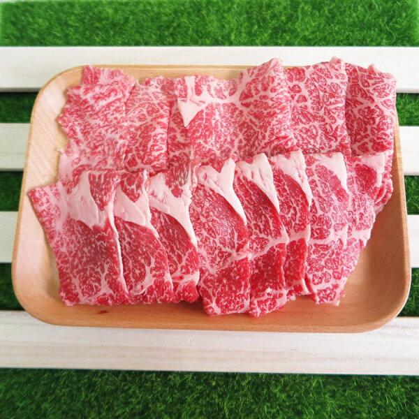 【璽富水產】日本近江姬和牛火鍋片200g±5%