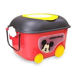 日本 迪士尼 Disney 玩具收納車(米奇)
