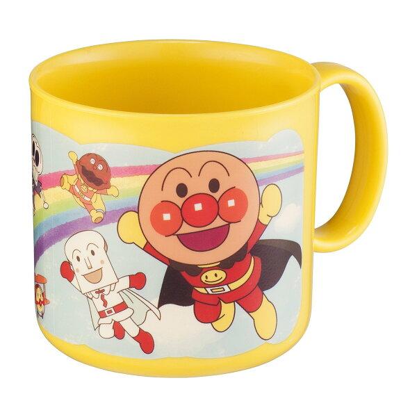 **雙子俏媽咪親子館** [日本] 麵包超人 Anpanman 有握把 兒童水杯 漱口杯 學習杯