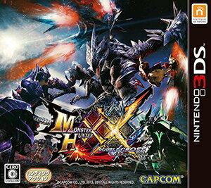 [刷卡價]  預購3/18 3DS 魔物獵人 XX  3DS遊戲 MHS XX 日文日規機用 魔物獵人XX