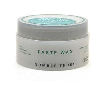 香水1986☆ Number Three 日本003 Paste Wax 髮泥 96g