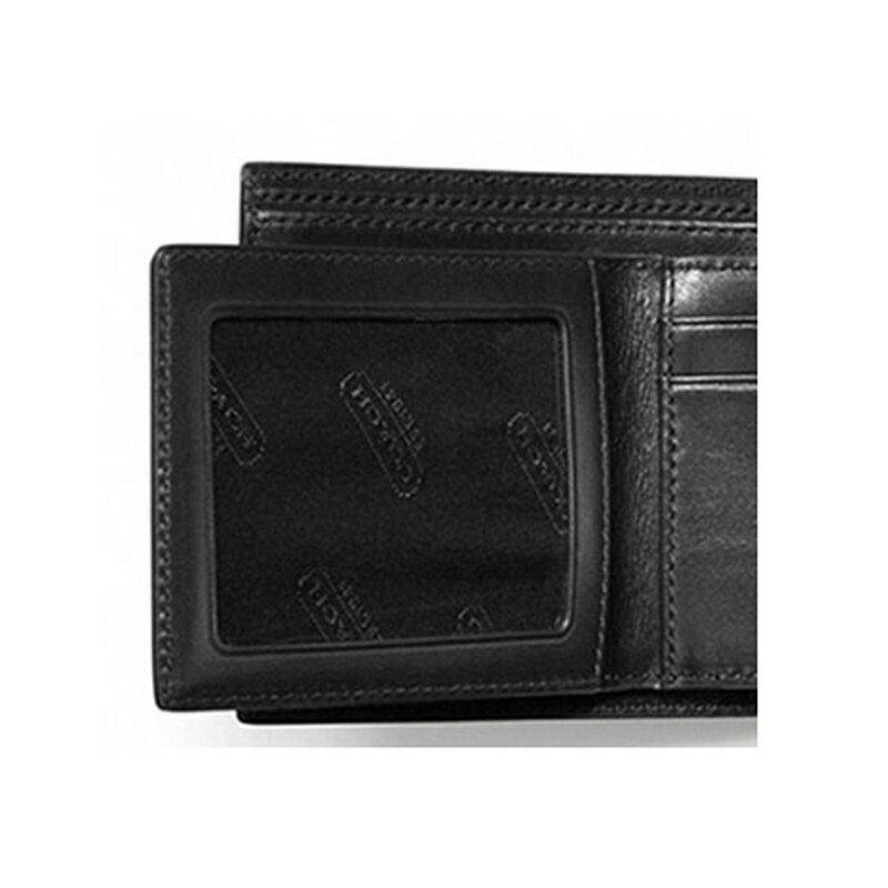 【COACH 時尚男士短夾】COACH 74586 BLEECKER系列短夾男士錢包可拆卸獨立名片夾短款 2