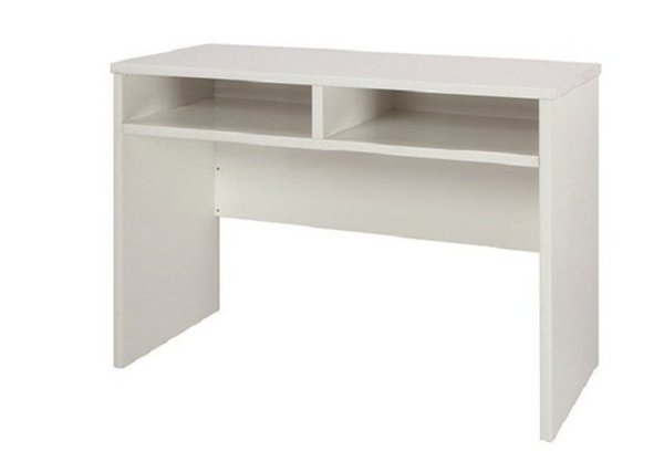 【石川家居】932-13白色書桌(CT-408)#訂製預購款式#環保塑鋼P無毒防霉易清潔
